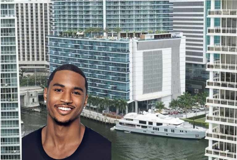 Trey Songz Finally Sold His Brickell Key Condo After 20 Months