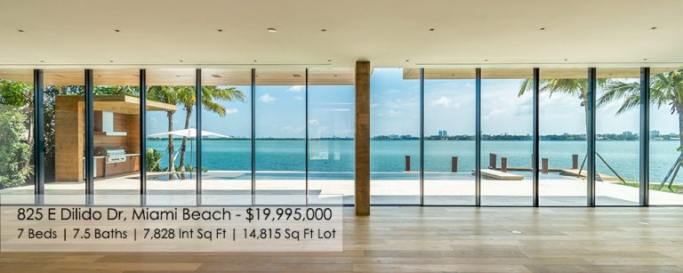 Luxury Homes For Sale in Miami, FL | Luxury Real Estate
