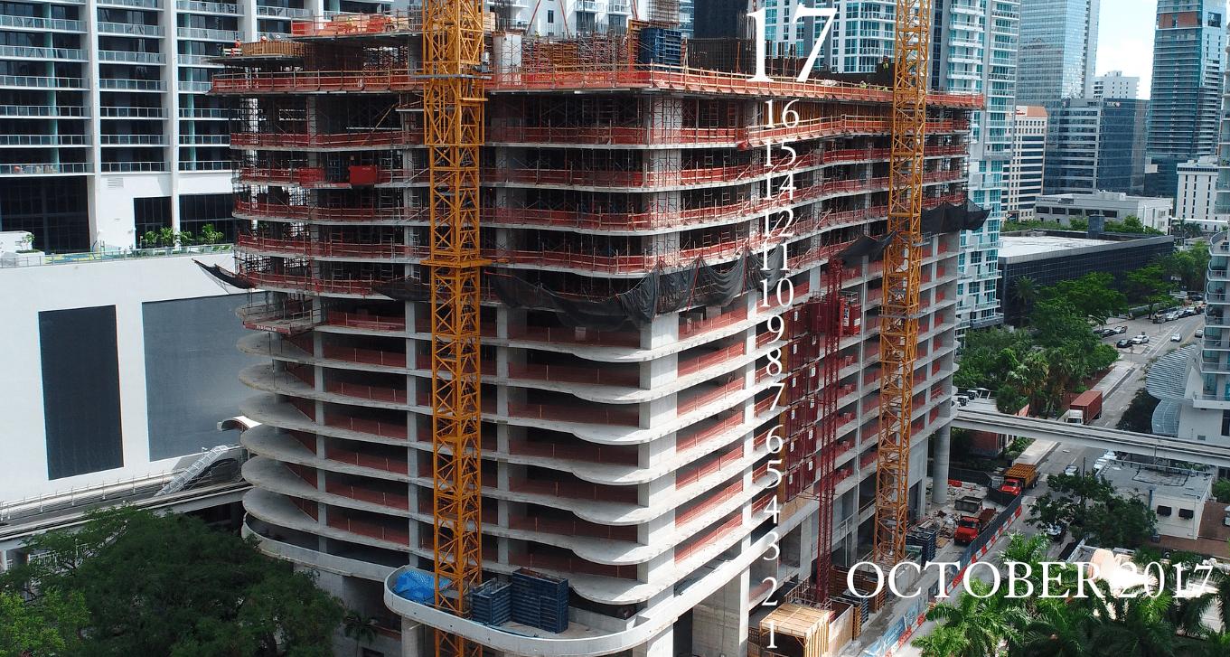 Brickell Flatiron Miami Condos