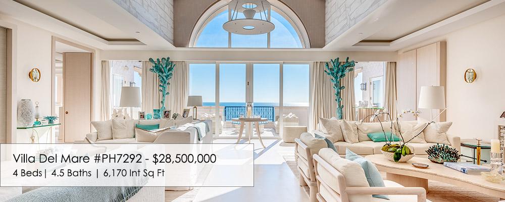 Villa Del Mare Penthouse Fisher Island