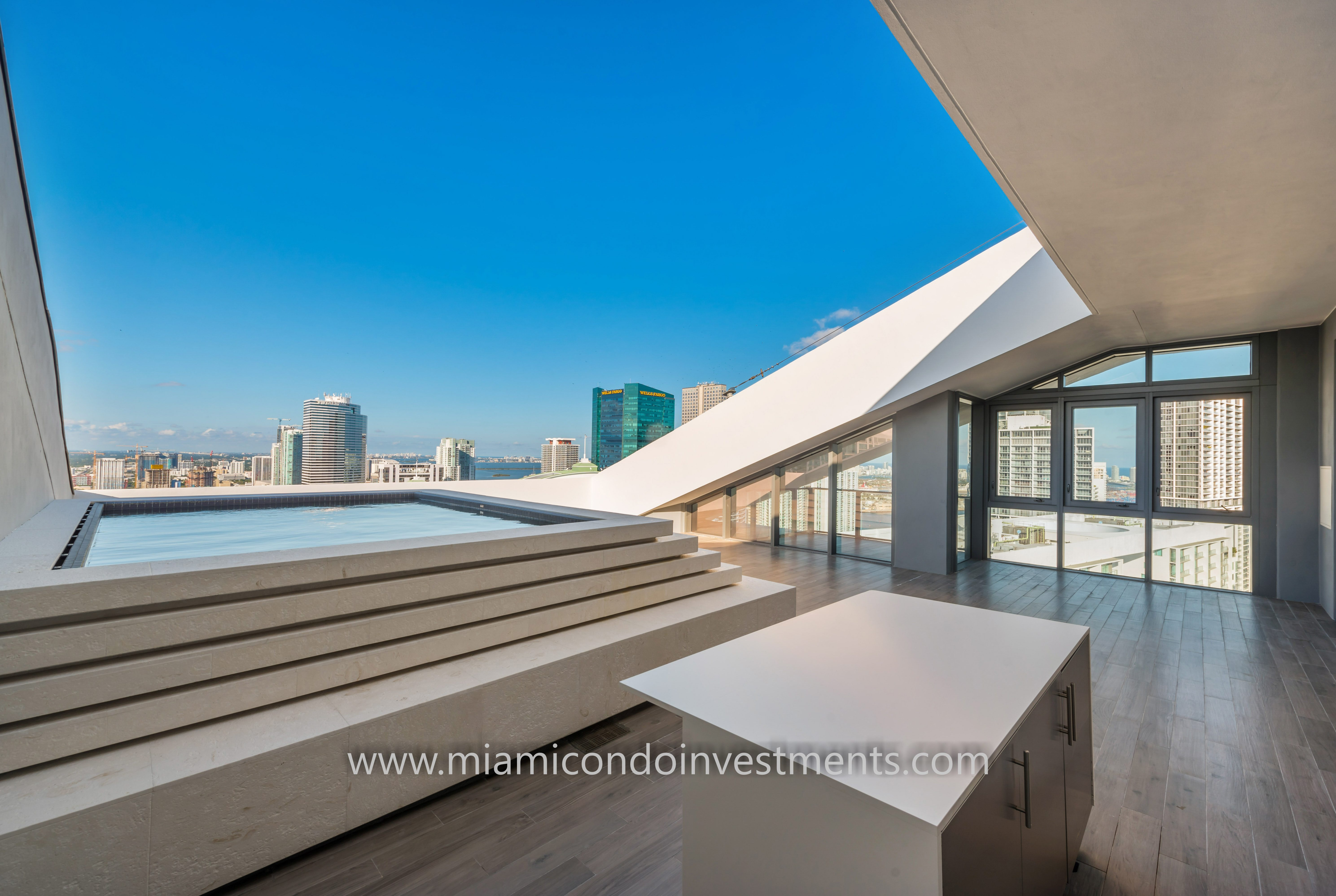 Reach Penthouse Brickell City Centre