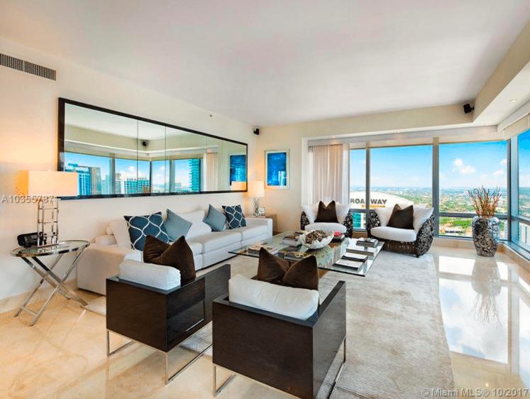 Joanna Krupa Four Seasons Miami Home