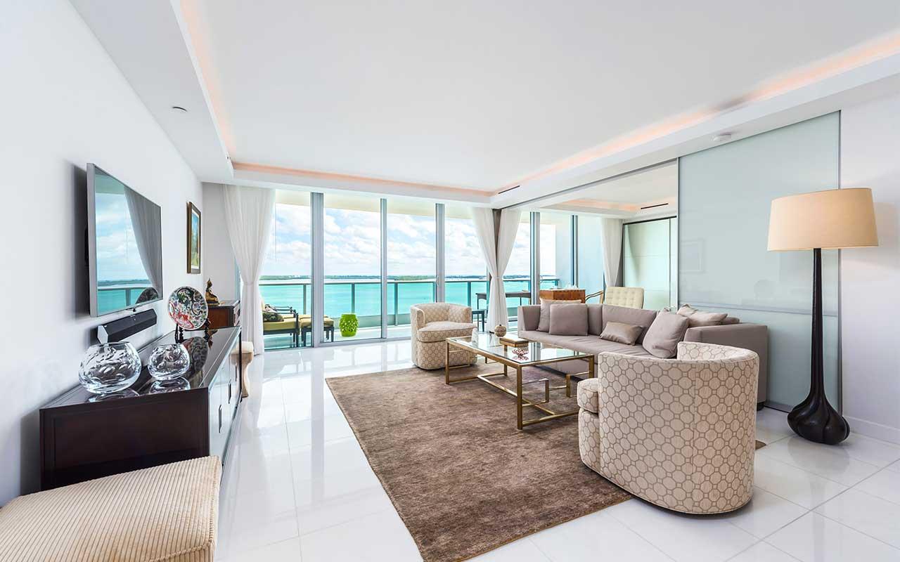 luxury condo for sale at Jade Brickell