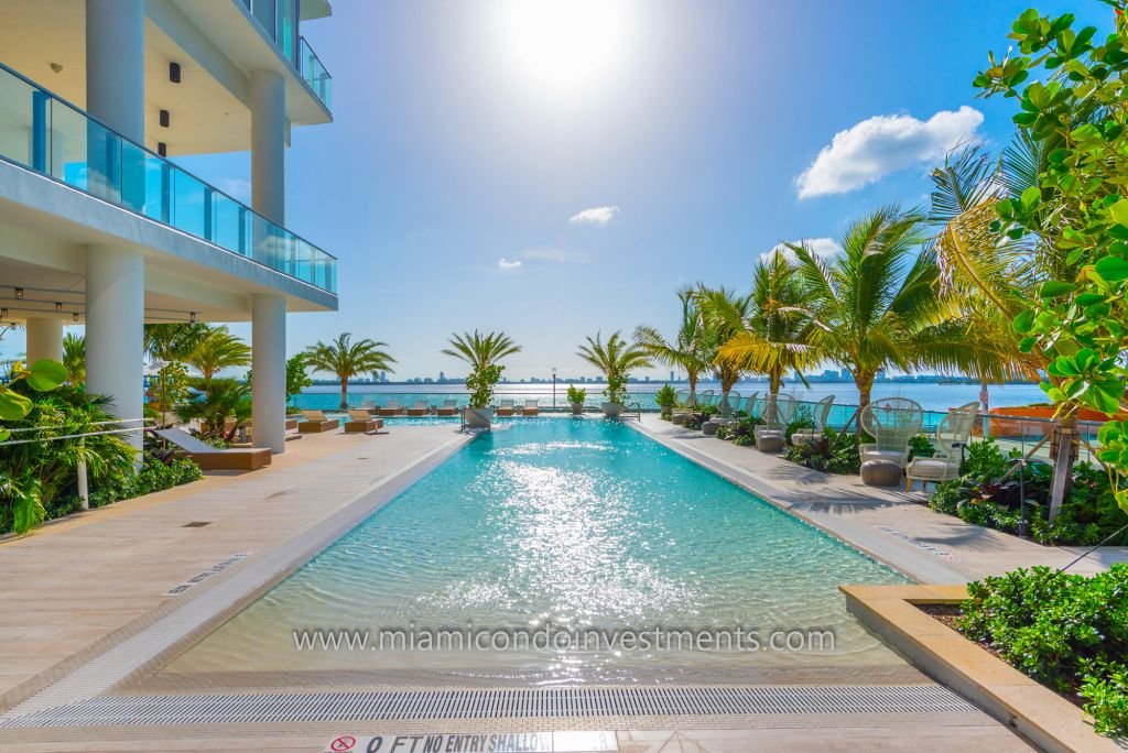 Biscayne Beach swimming pool