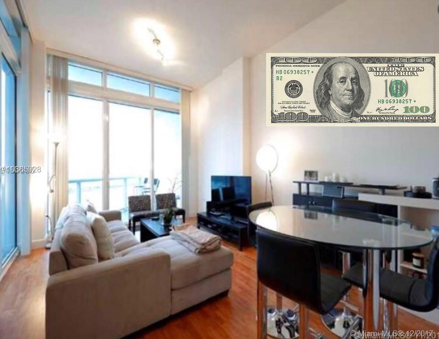 Bitcoin denominated penthouse switches to U.S. Dollars