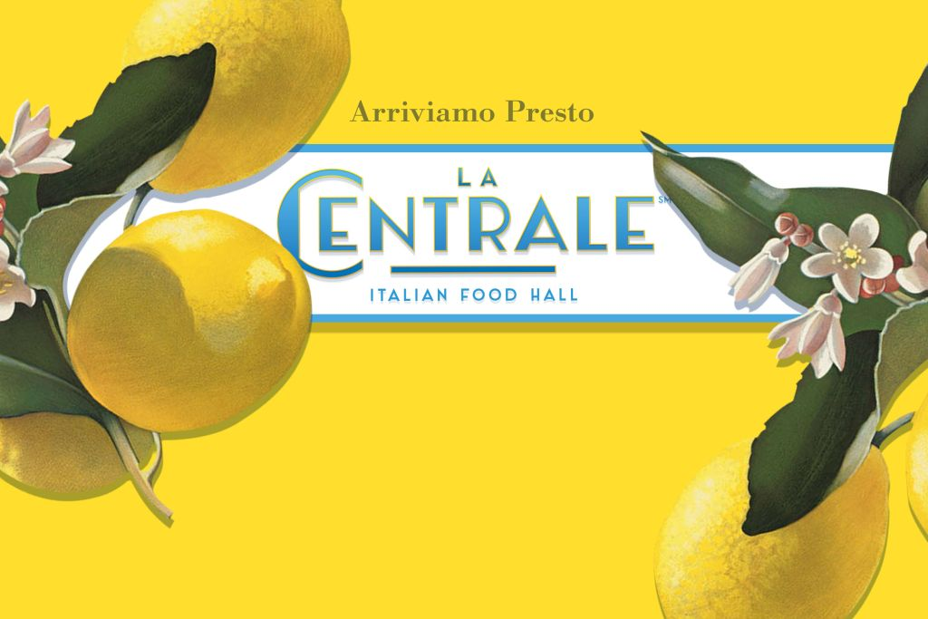 La Centrale Italian food hall at Brickell City Centre