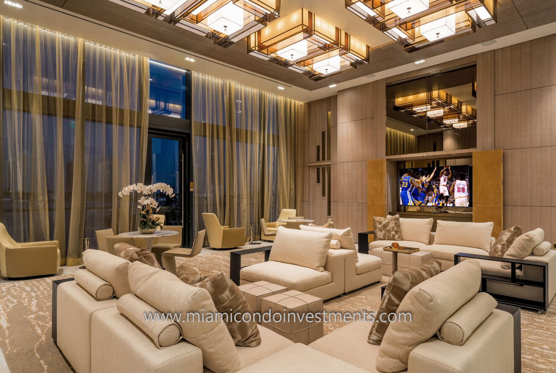 Prive social lounge
