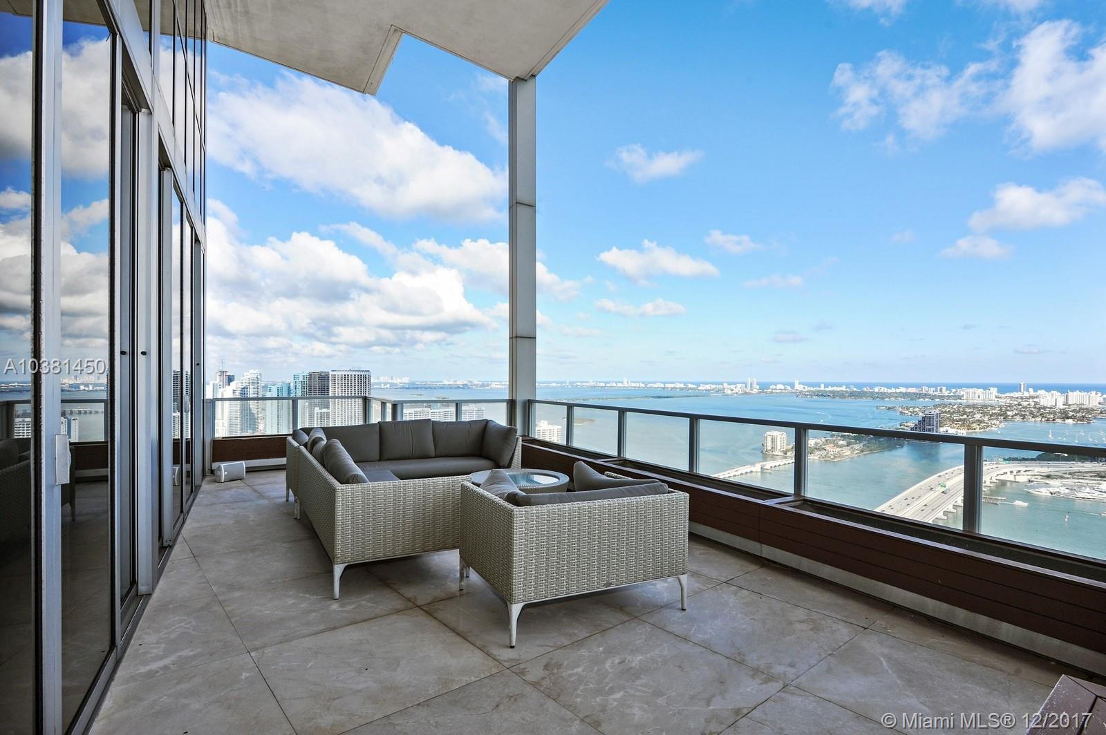 view from Mario Chalmers Marquis Residences condo