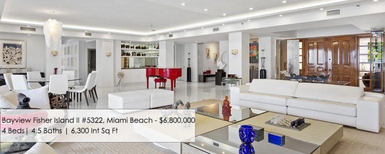 Miami Luxury Condos Penthouses For Sale