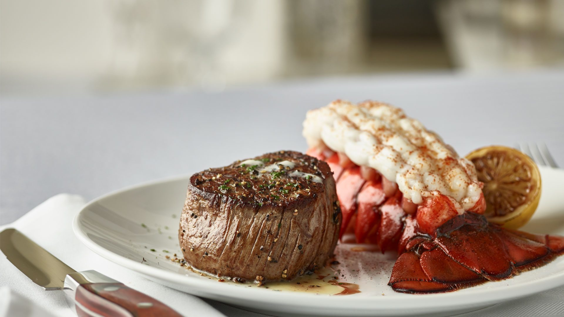Fleming's Steakhouse in Brickell