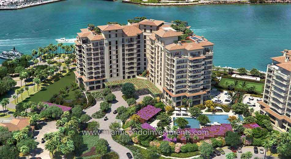 Palazzo Della Luna Fisher Island condos