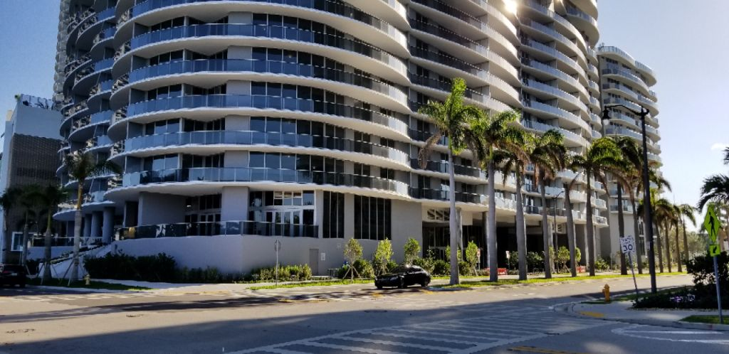 Aria on the Bay in Edgewater Miami