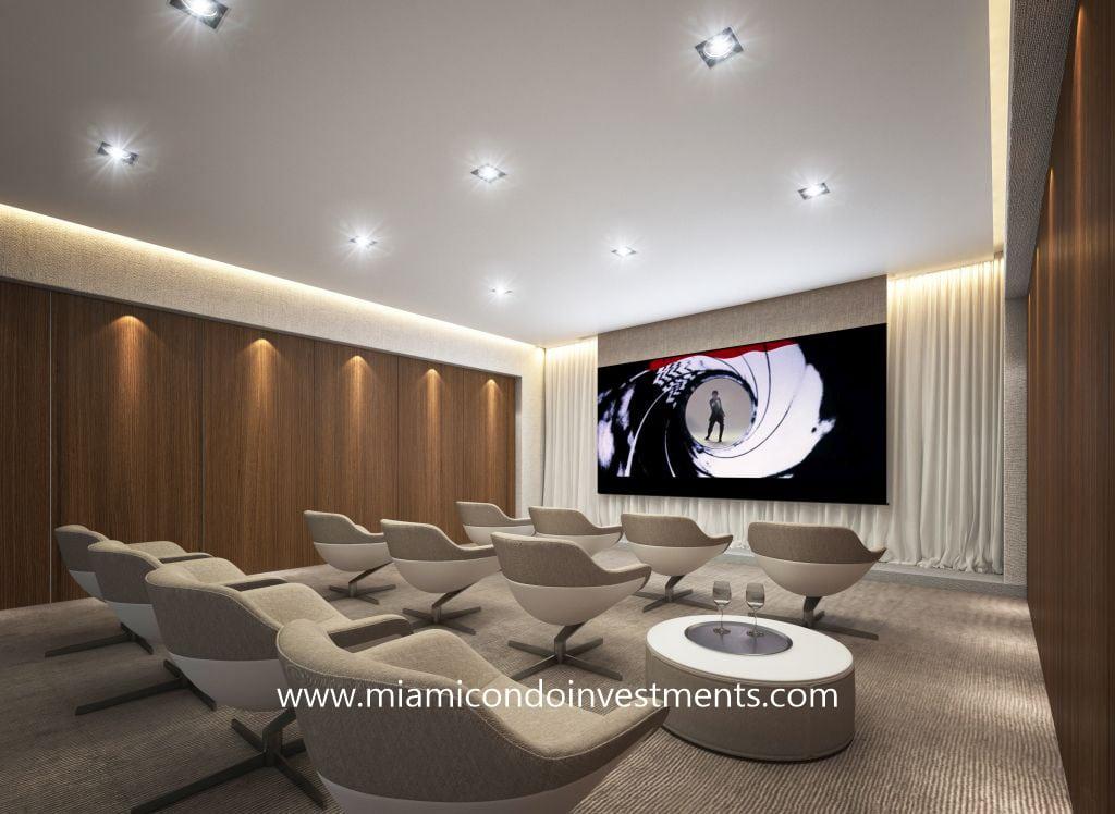 Canvas Miami theater