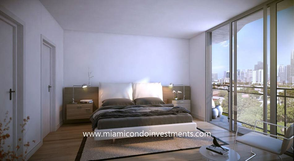 Cassa Brickell bedroom