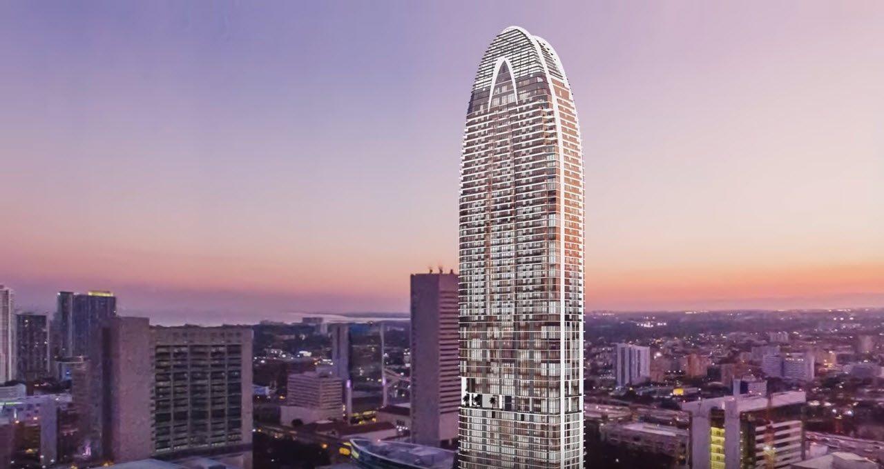 Okan Tower Miami rendering