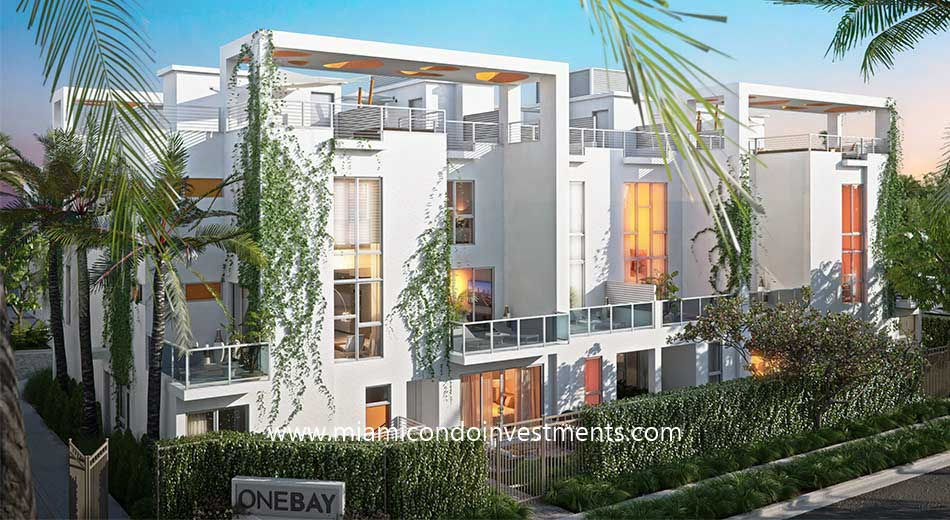 townhomes at One Bay Miami