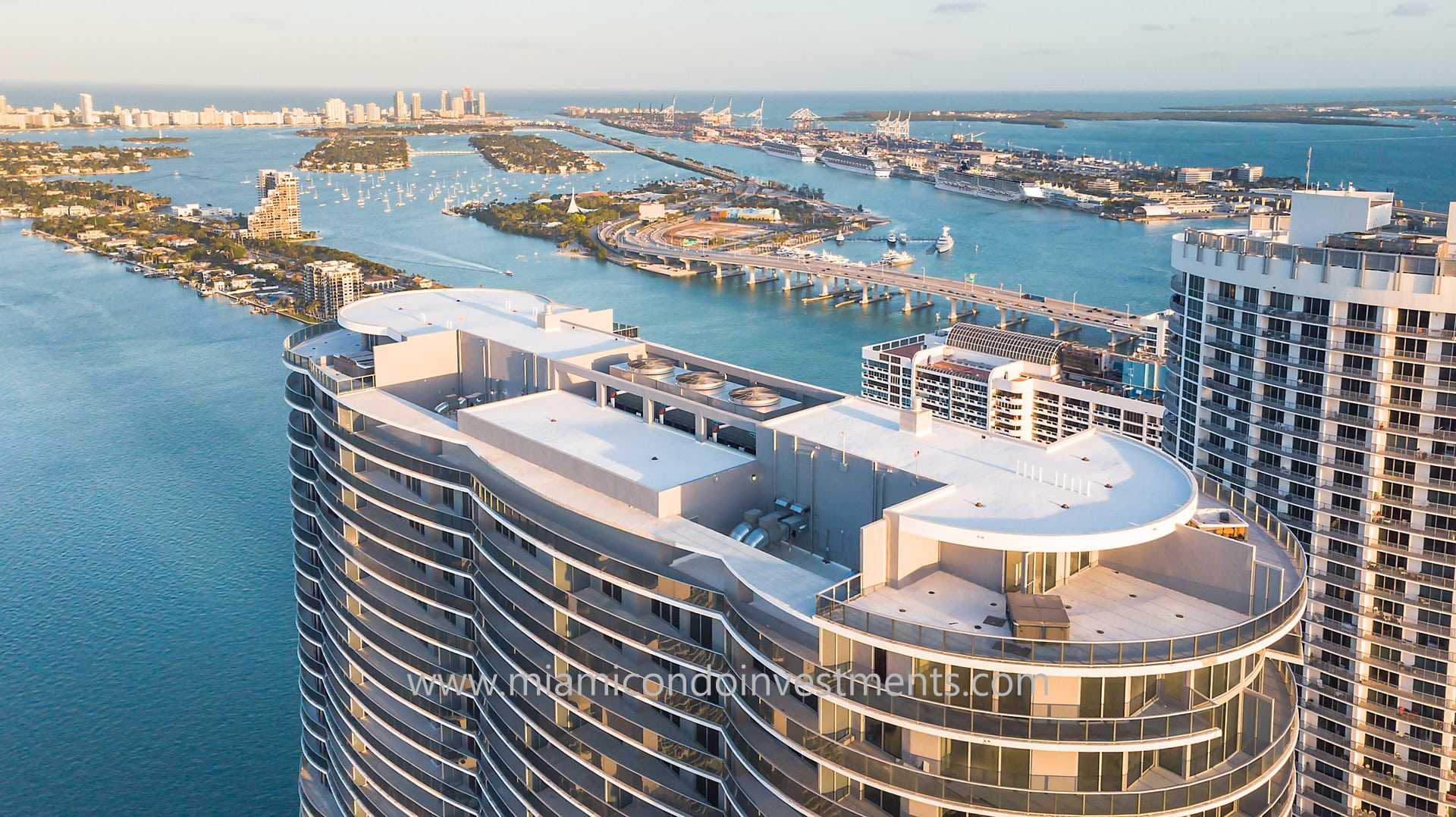 Aria on the Bay Miami