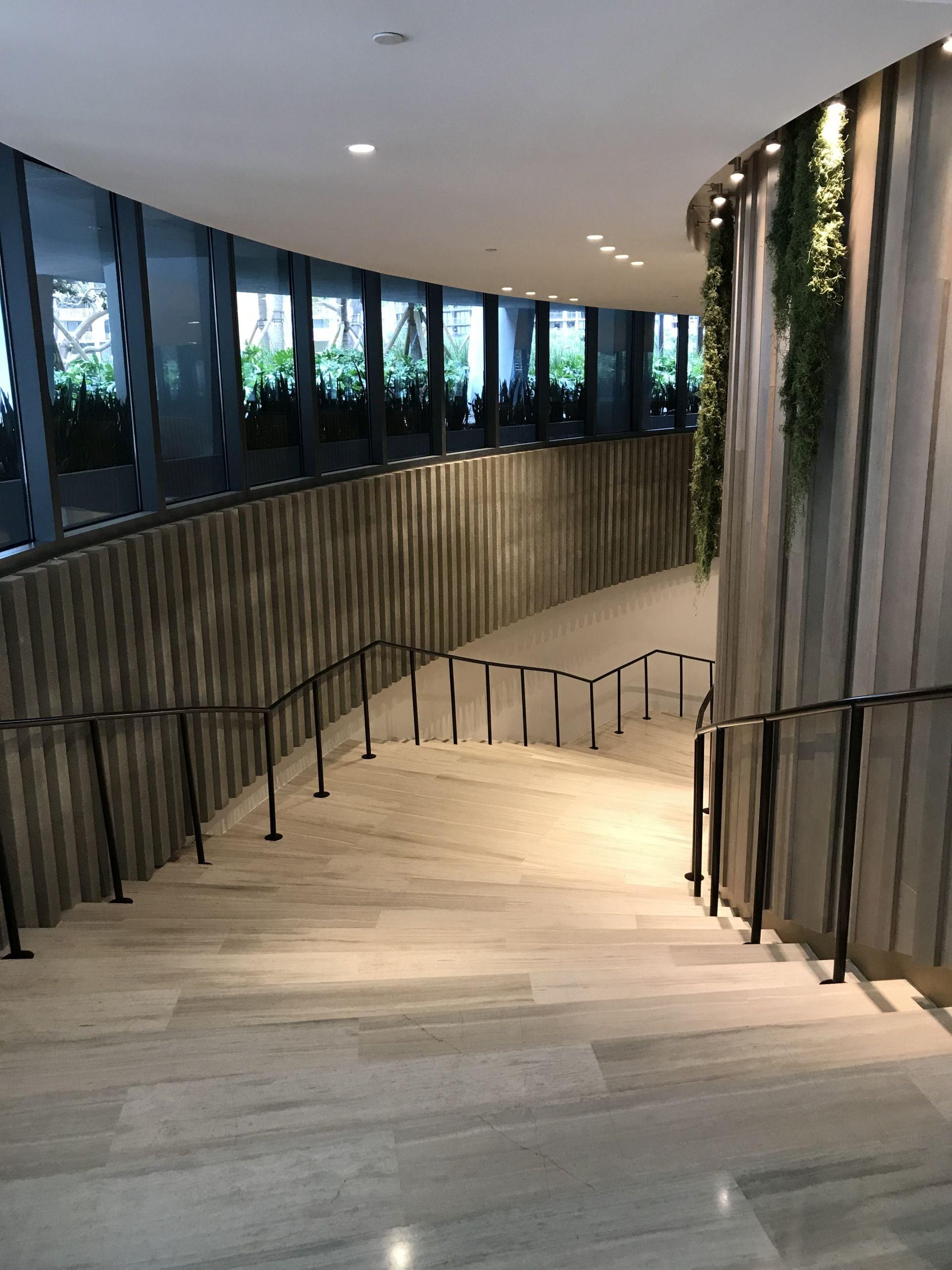 park grove staircase