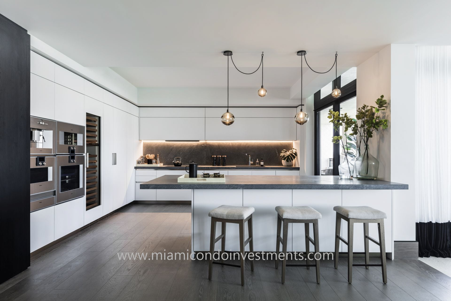 kitchen at Palazzo Del Sol