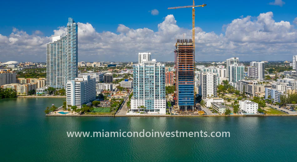 New Wave Miami condos