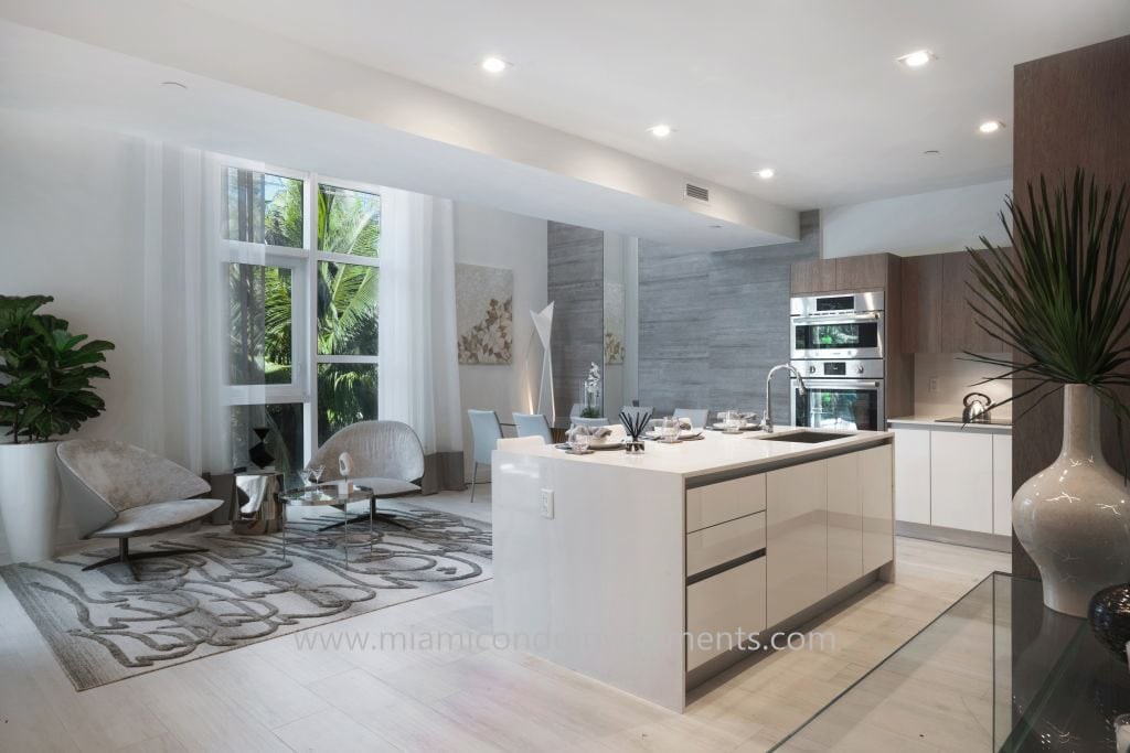One Bay Residences kitchen