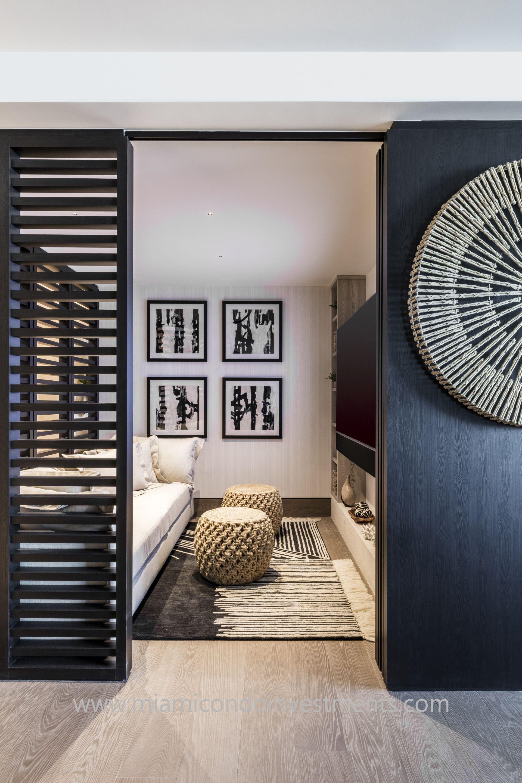 furnished residence by Antrobus+Ramirez