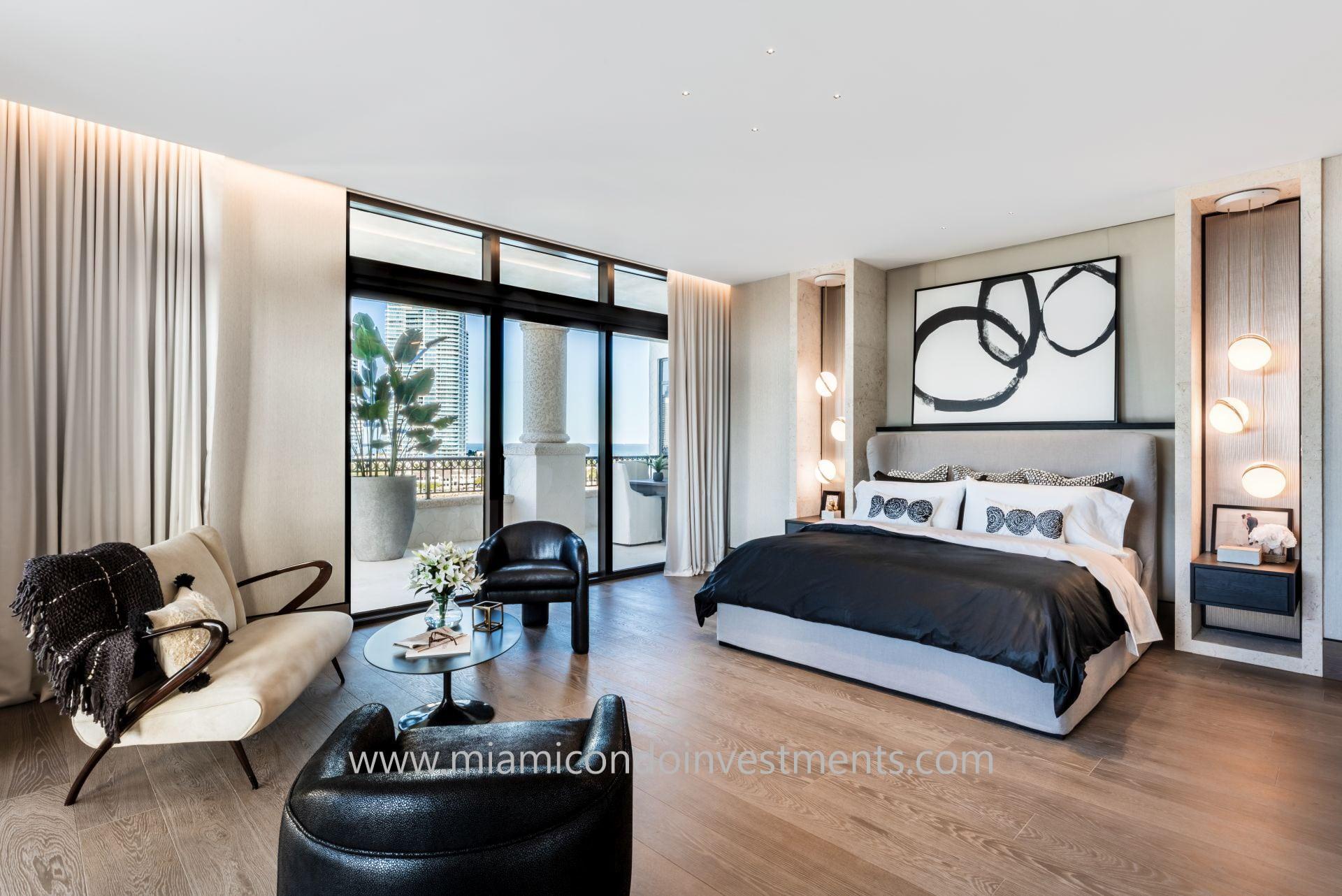 master bedroom by Antrobus+Ramirez
