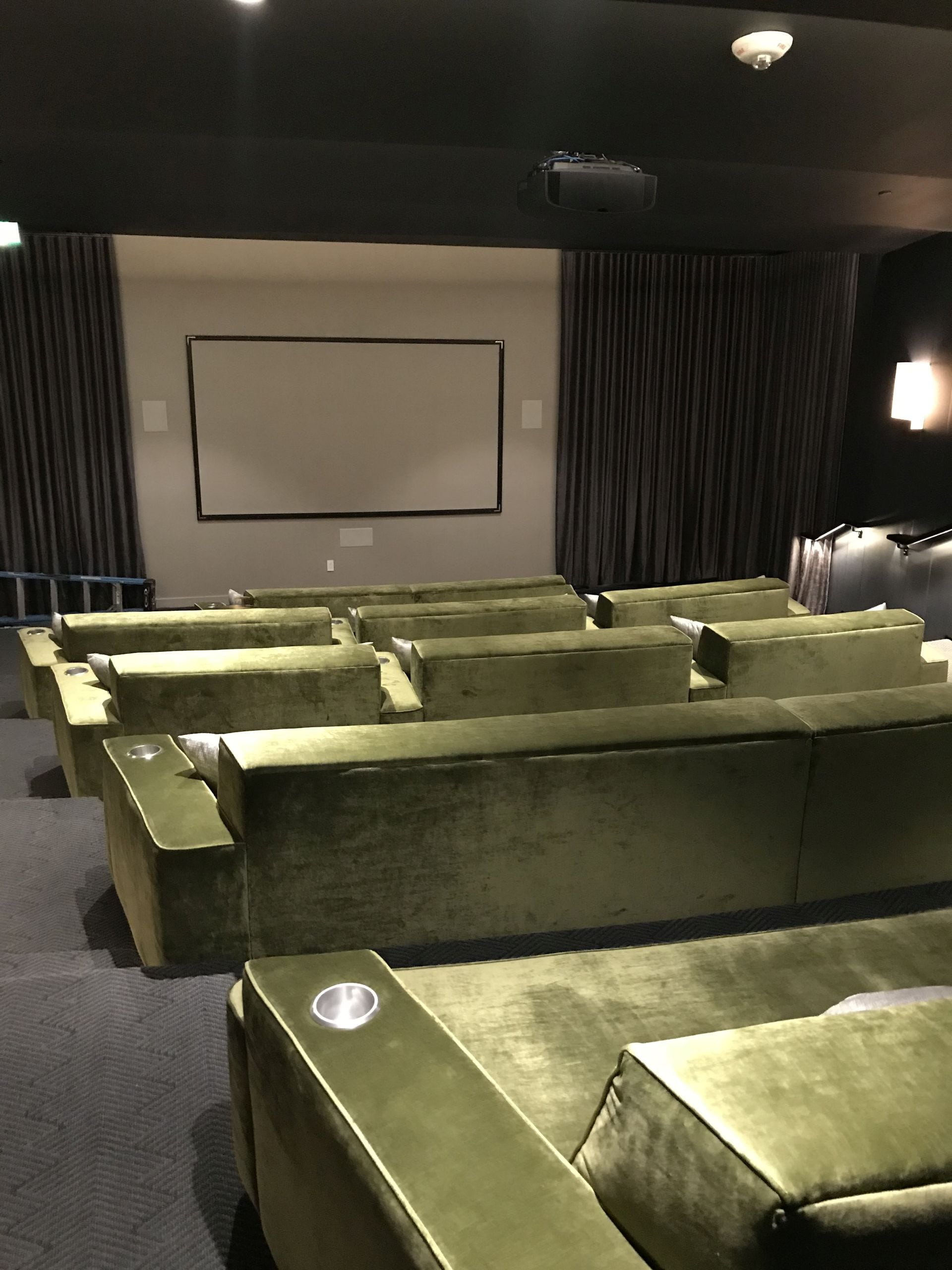 Park Grove private theater