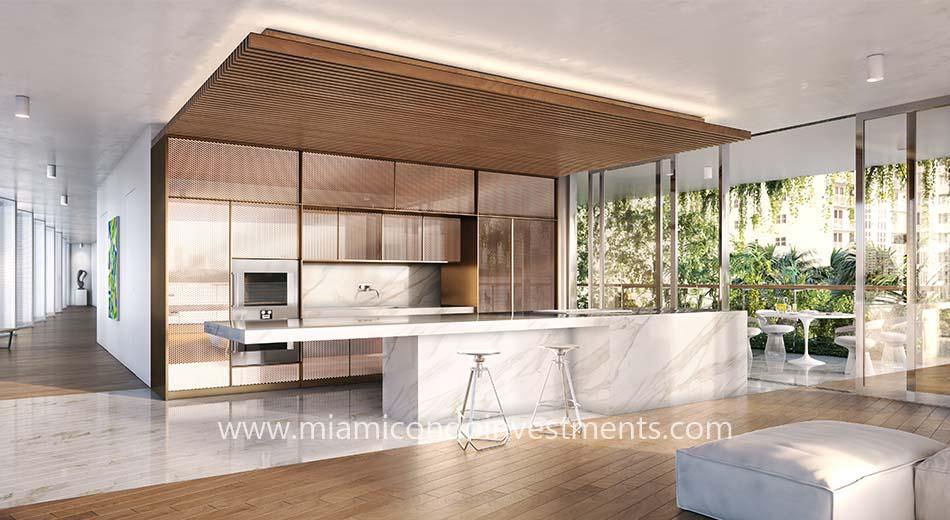 Monad Terrace kitchen