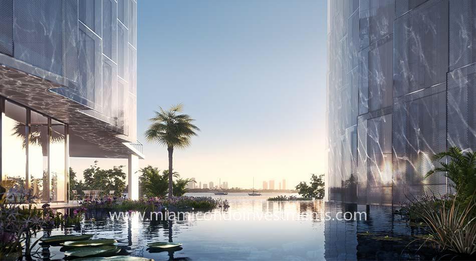 Monad Terrace lagoon