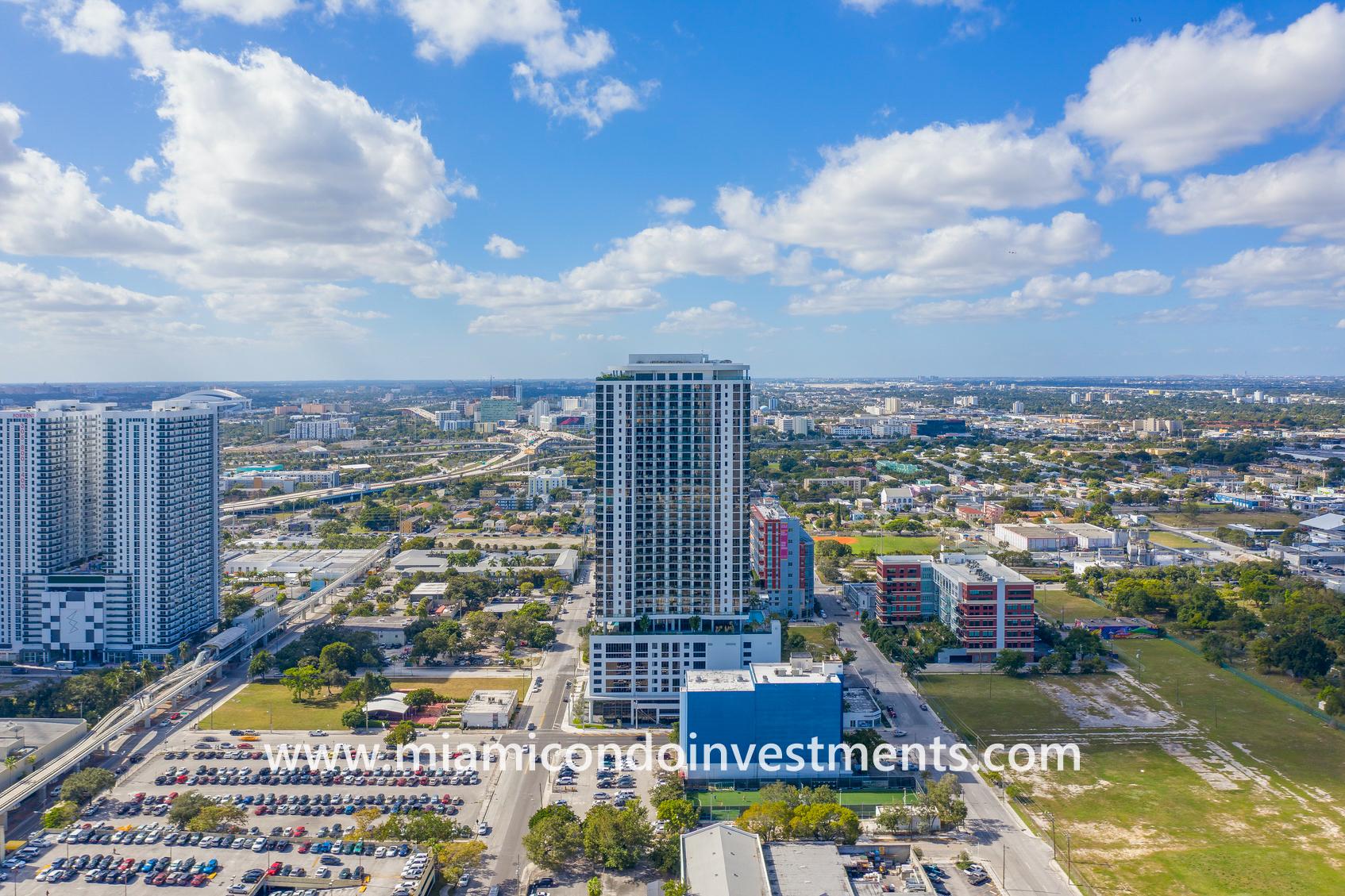 Canvas Miami condominiums