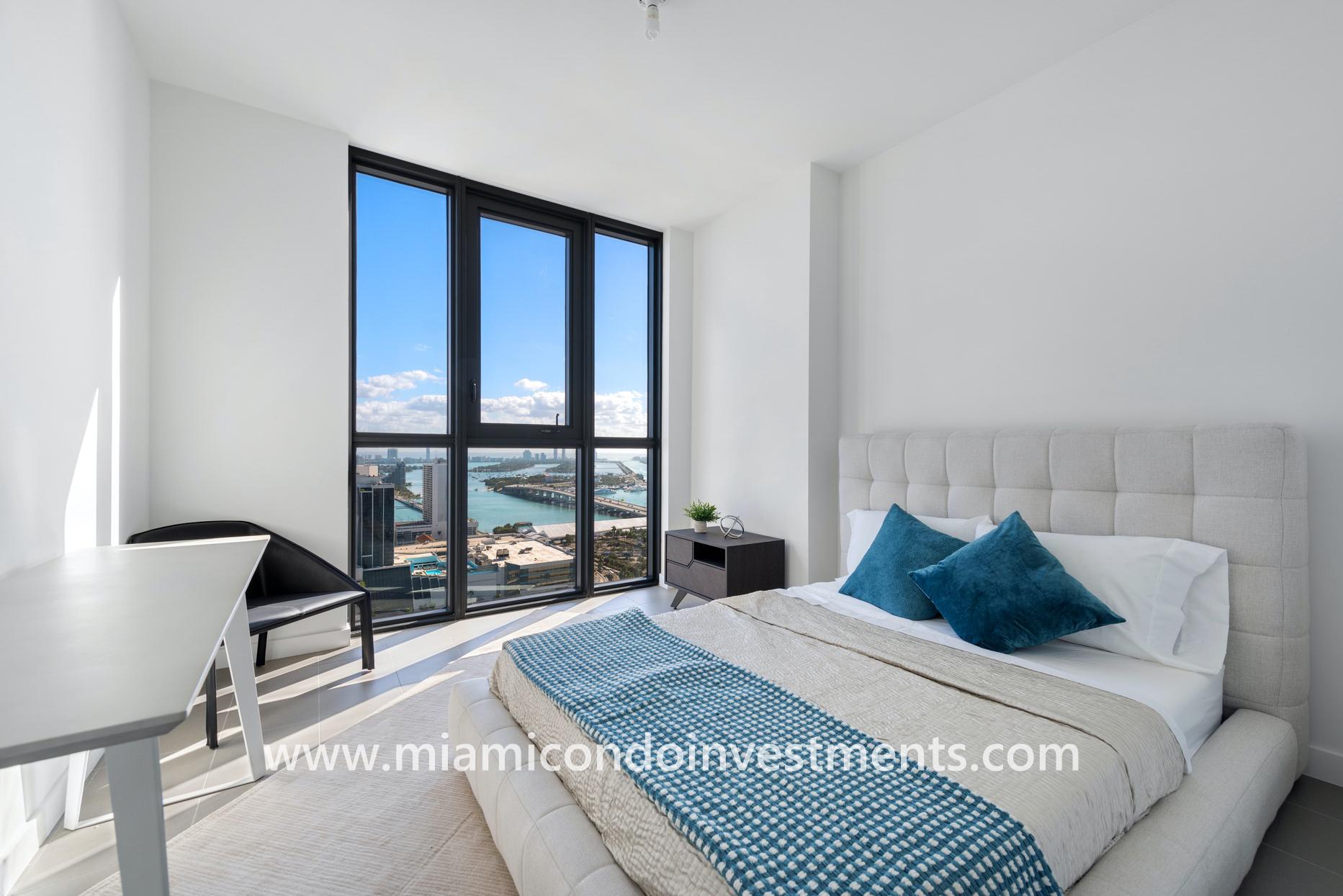 Canvas Miami bedroom