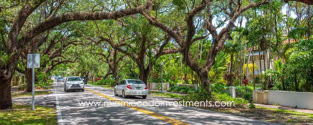 Miami neighborhoods - Coral Gables