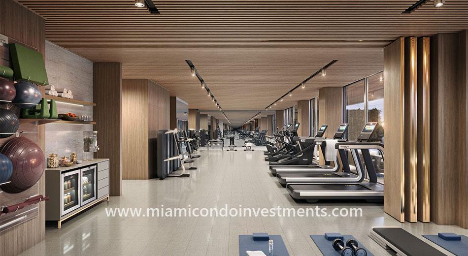 57 Ocean fitness center