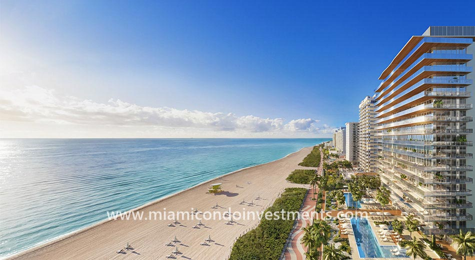 57 Ocean condos in Miami Beach