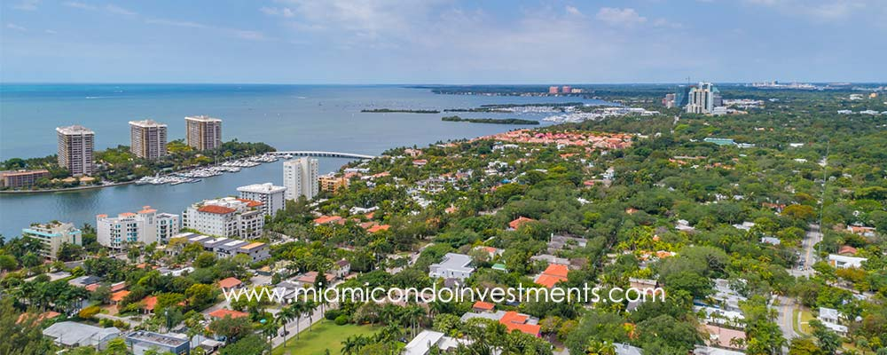Miami neighborhood - Coconut Grove