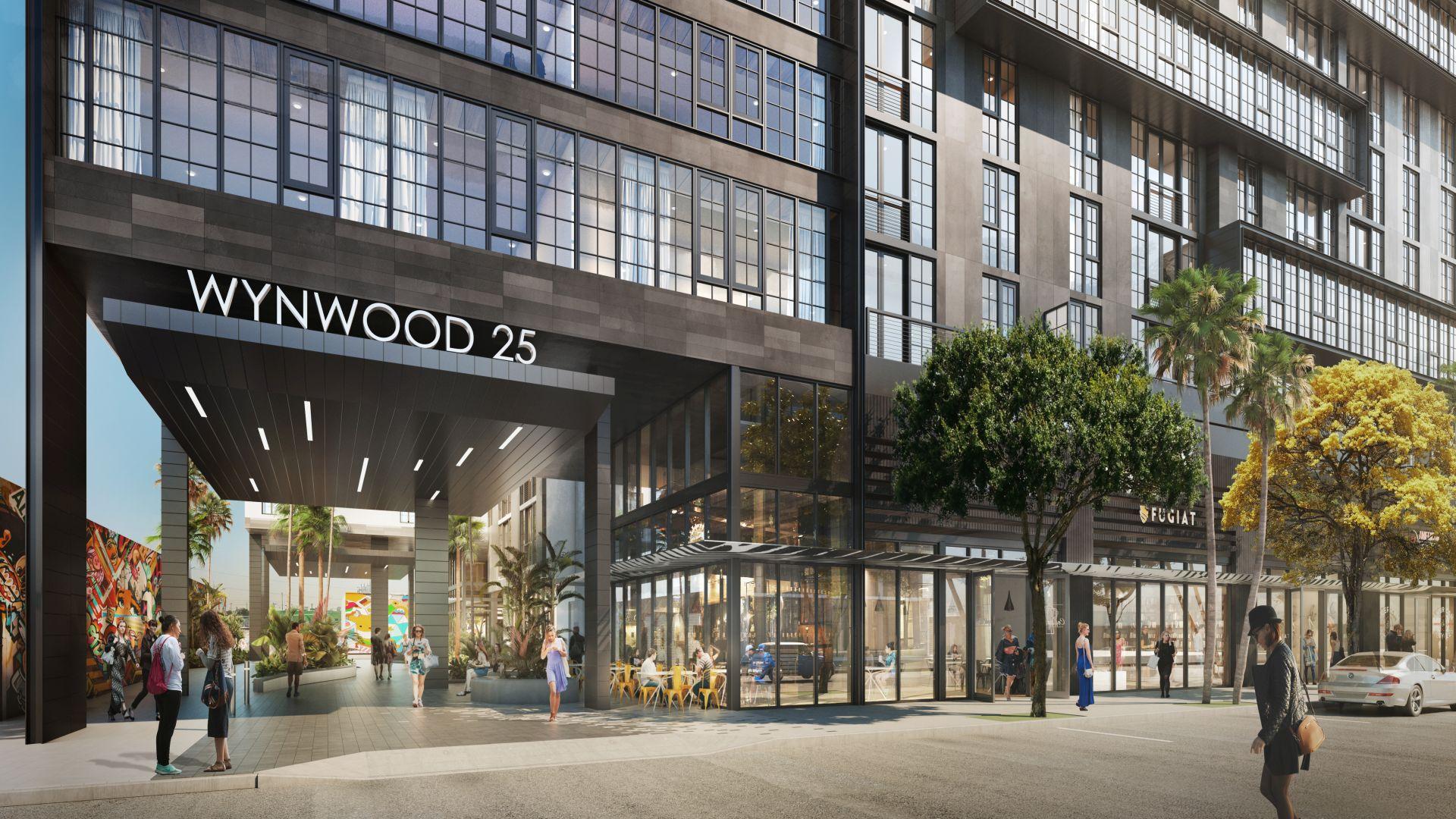Wynwood 25 apartments