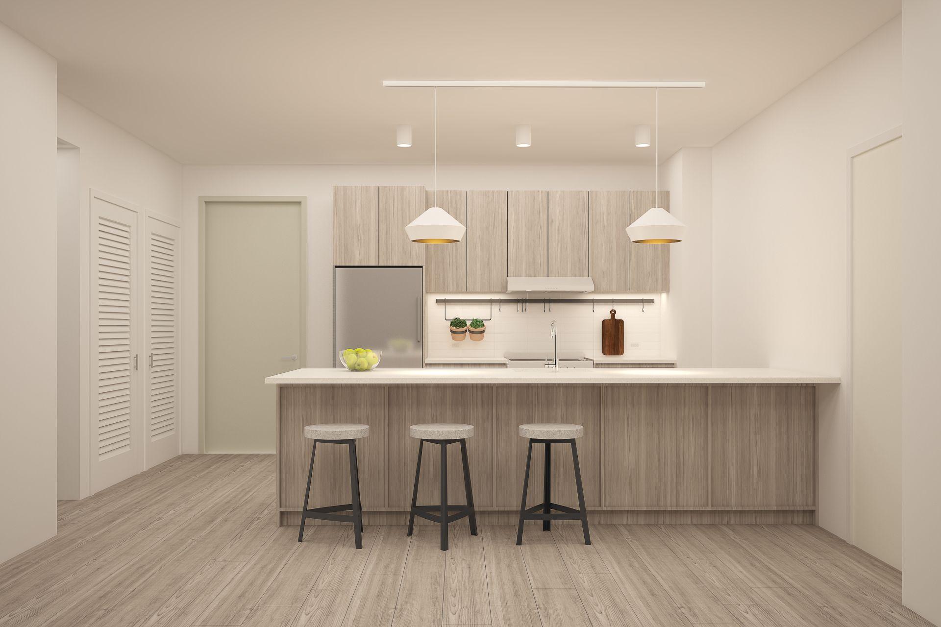 Wynwood 25 kitchen