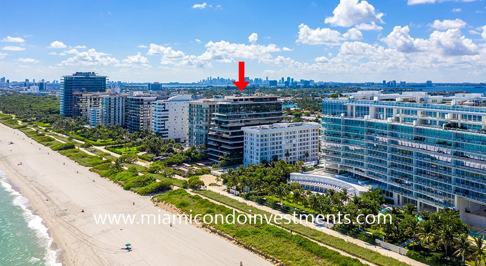 Arte condos in Surfside