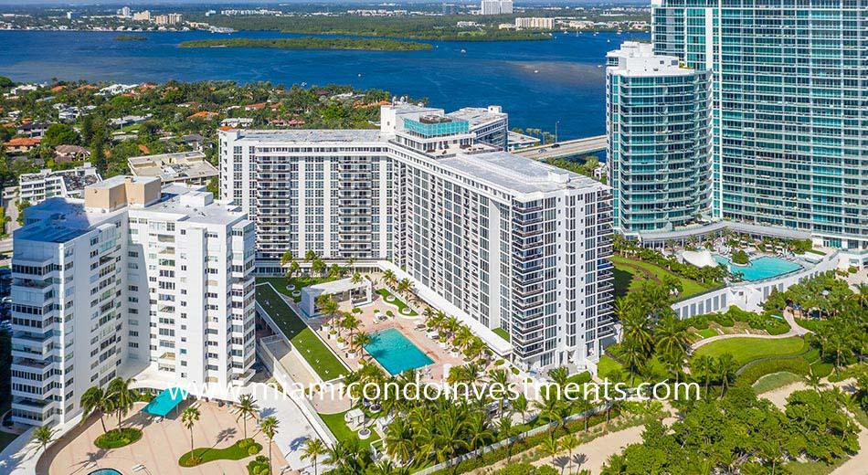 Harbour House condominium in Bal Harbour Florida