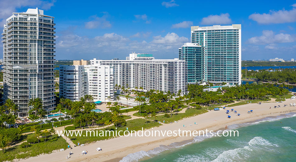 Harbour House apartments in Bal Harbour