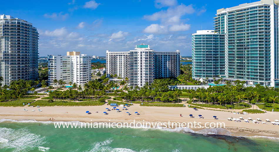 Harbour House condos in Bal Harbour