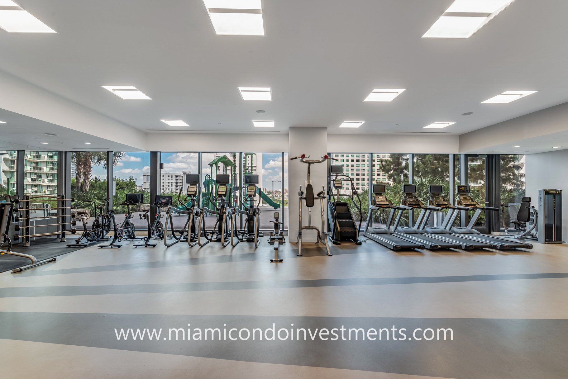 Rise fitness center