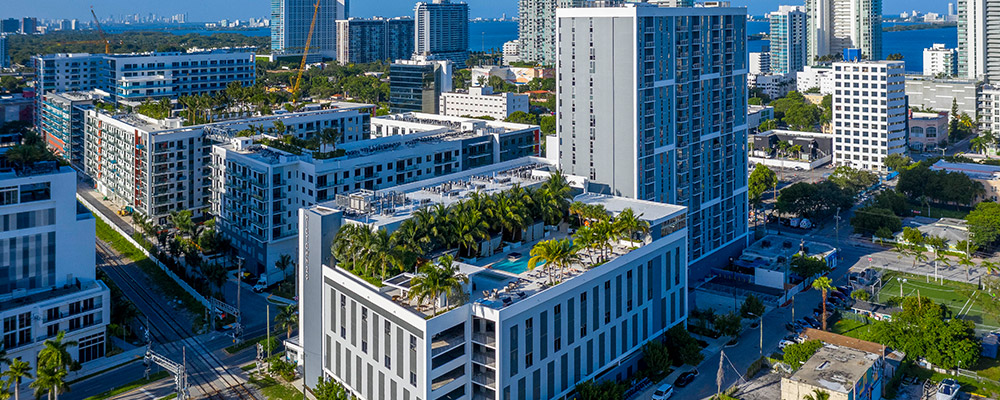 apartments for rent in Miami, Florida