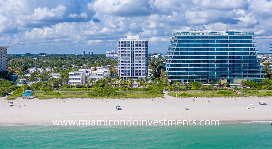 Marbella condominium in Surfside FL