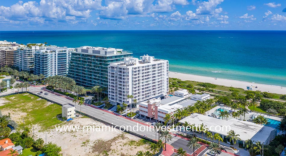 Marbella apartments in Surfside FL