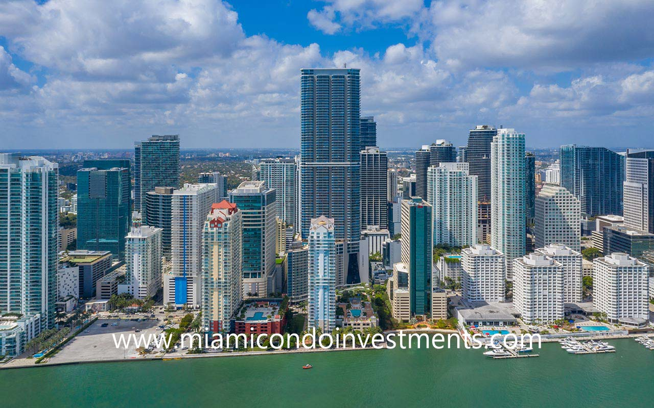 Panorama Tower in Brickell Miami