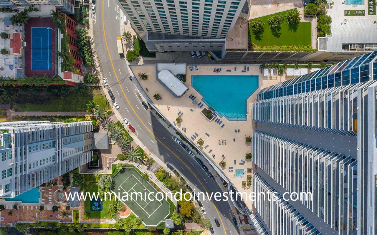 Panorama Tower pool deck