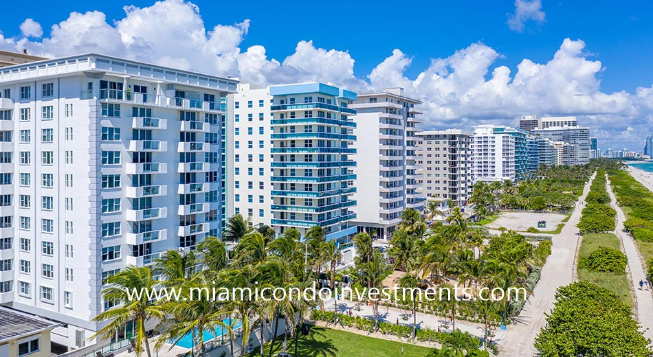 The Waverly at Surfside at 9201 Collins Ave
