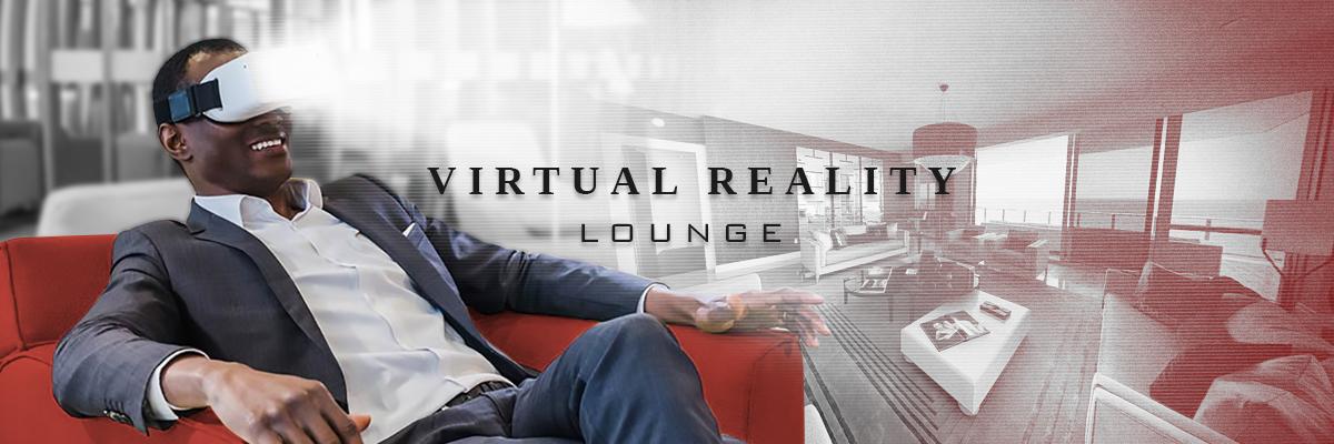 virtual reality real estate lounge Miami